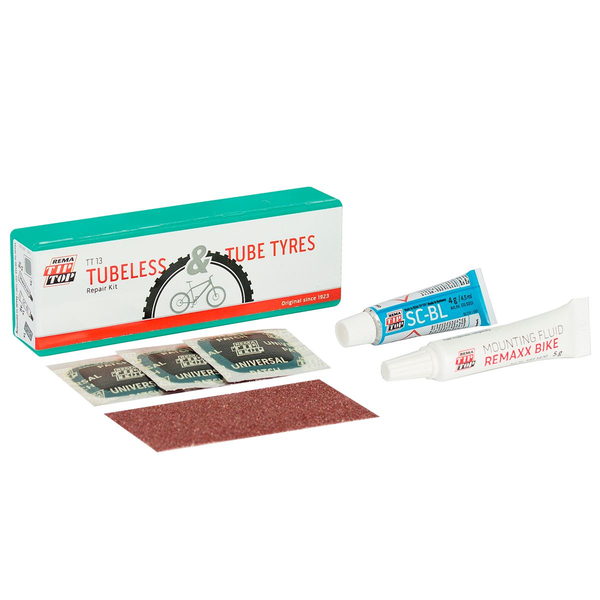 TT13 Tubeless Repair Kit