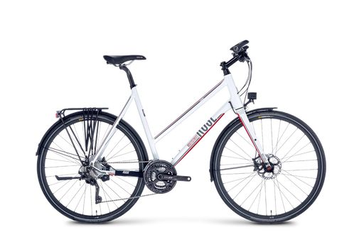 Multistreet-4 Trekking showroom bike unisex size: 23""
