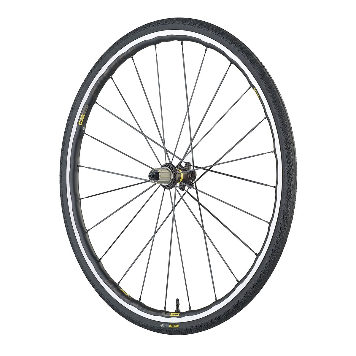 "Allroad Elite UST UB WTS 28""/700 C road rear wheel"