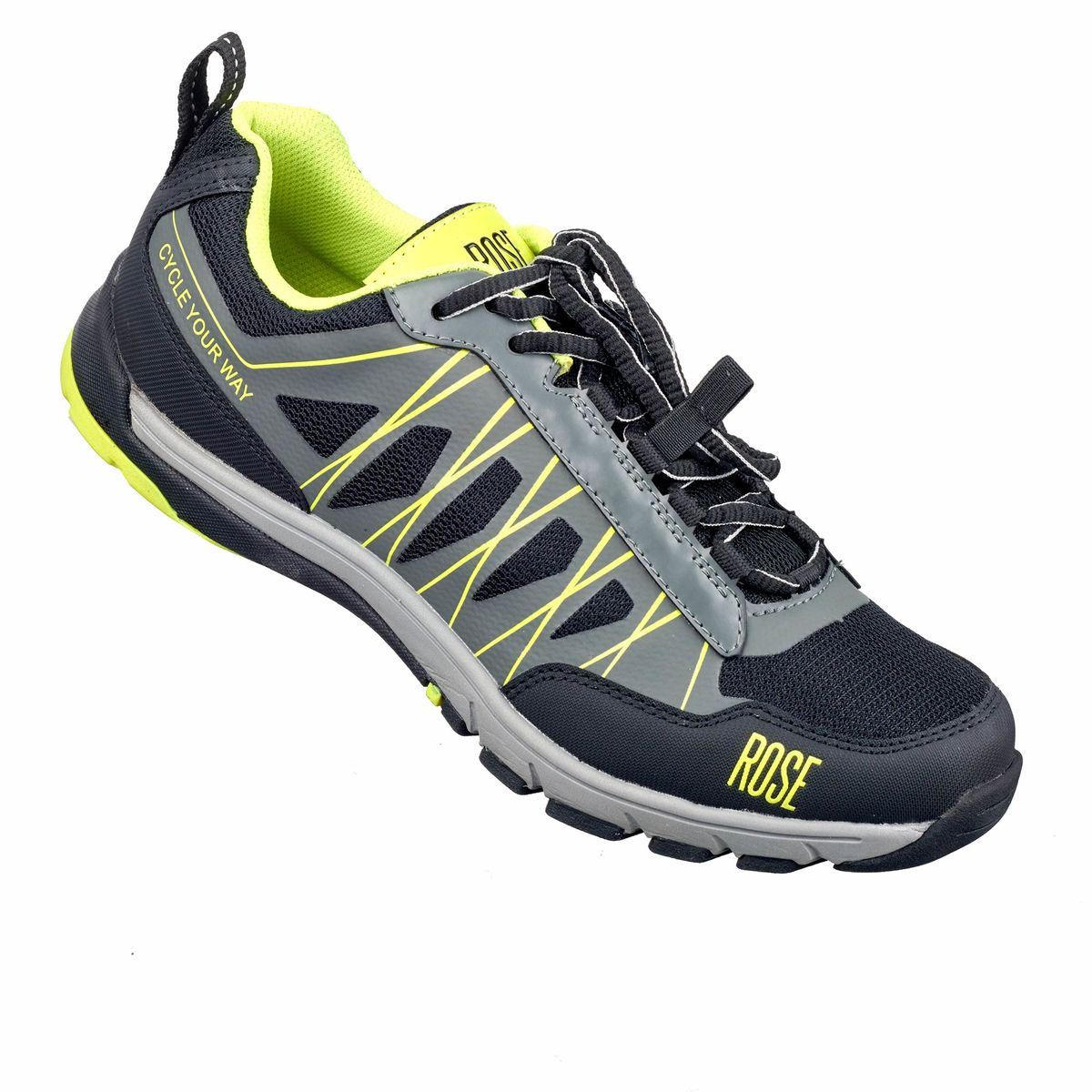RTS 07 MTB/touring shoes