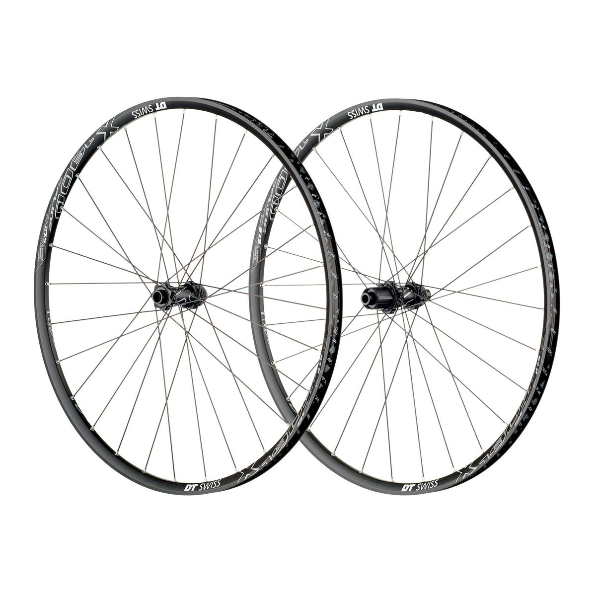 X 1900 Spline Disc MTB wheels 2016