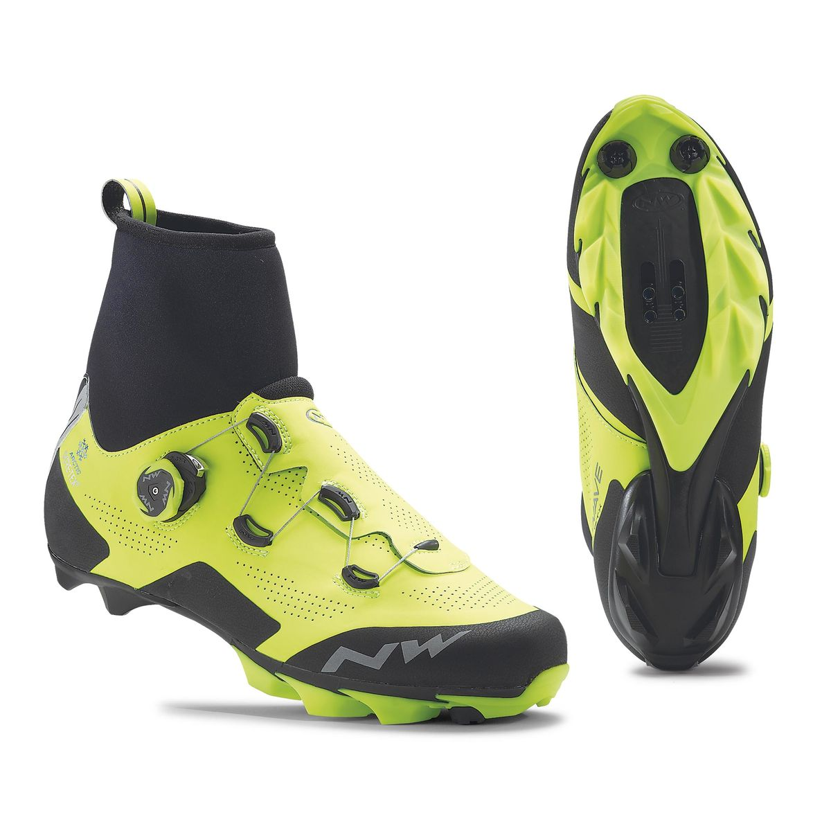 RAPTOR ARCTIC GTX MTB winter shoes