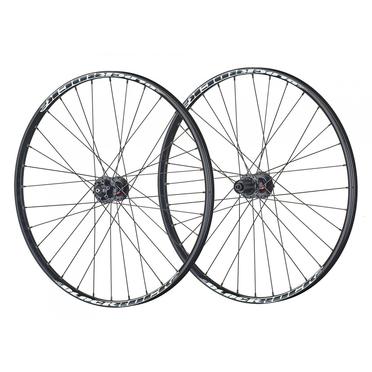 MTB wheelset Rodi Blackrock Disc / DT Swiss 370 Disc