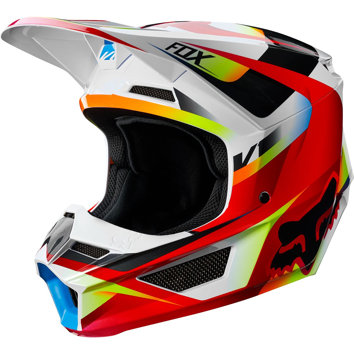V1 MTB full face helmet
