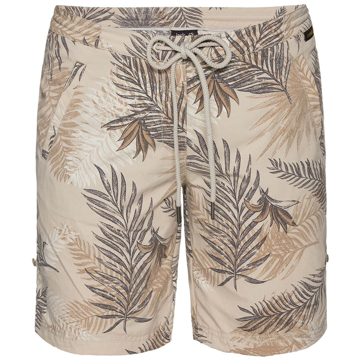 POMONA PALM SHORTS for women