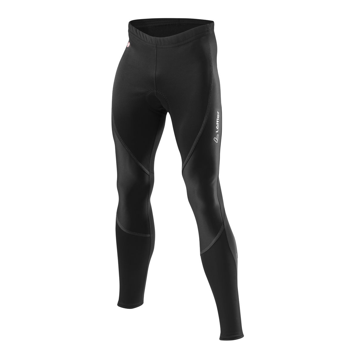 BIKE PANTS LONG WS SOFTSHELL WARM (MS) cycling tights