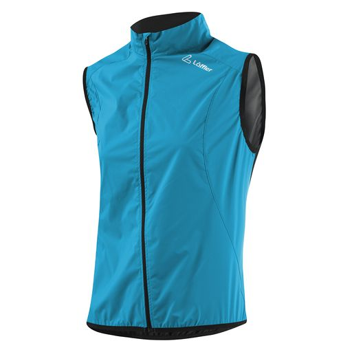 BIKE VEST WS ACTIVE softshell vest for women