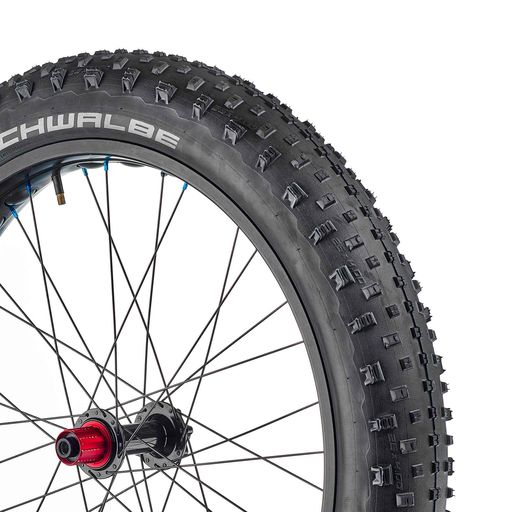 JUMBO JIM Evolution TL-Easy fatbike tyre