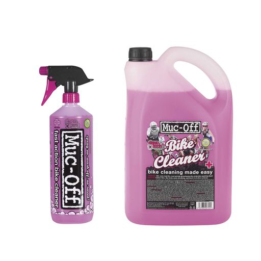 Bike Cleaner set offer 1 litre + 5 litre bottle
