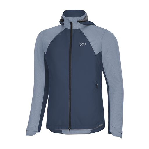 C5 WOMEN GORE-TEX INFINIUM HYBRID HOODED JACKET