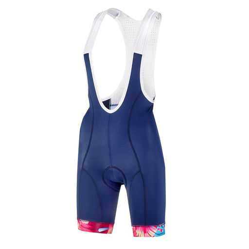 TROPICAL women's bib shorts