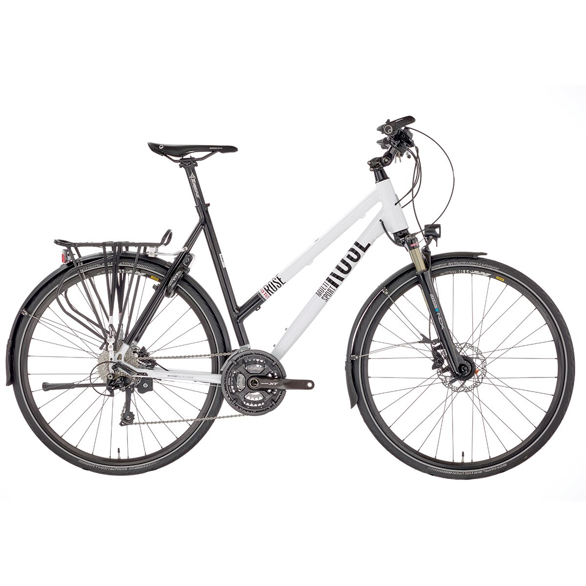 TREKKING 17 MULTISPORT 3 LADIES Showroom Bike Size: 23