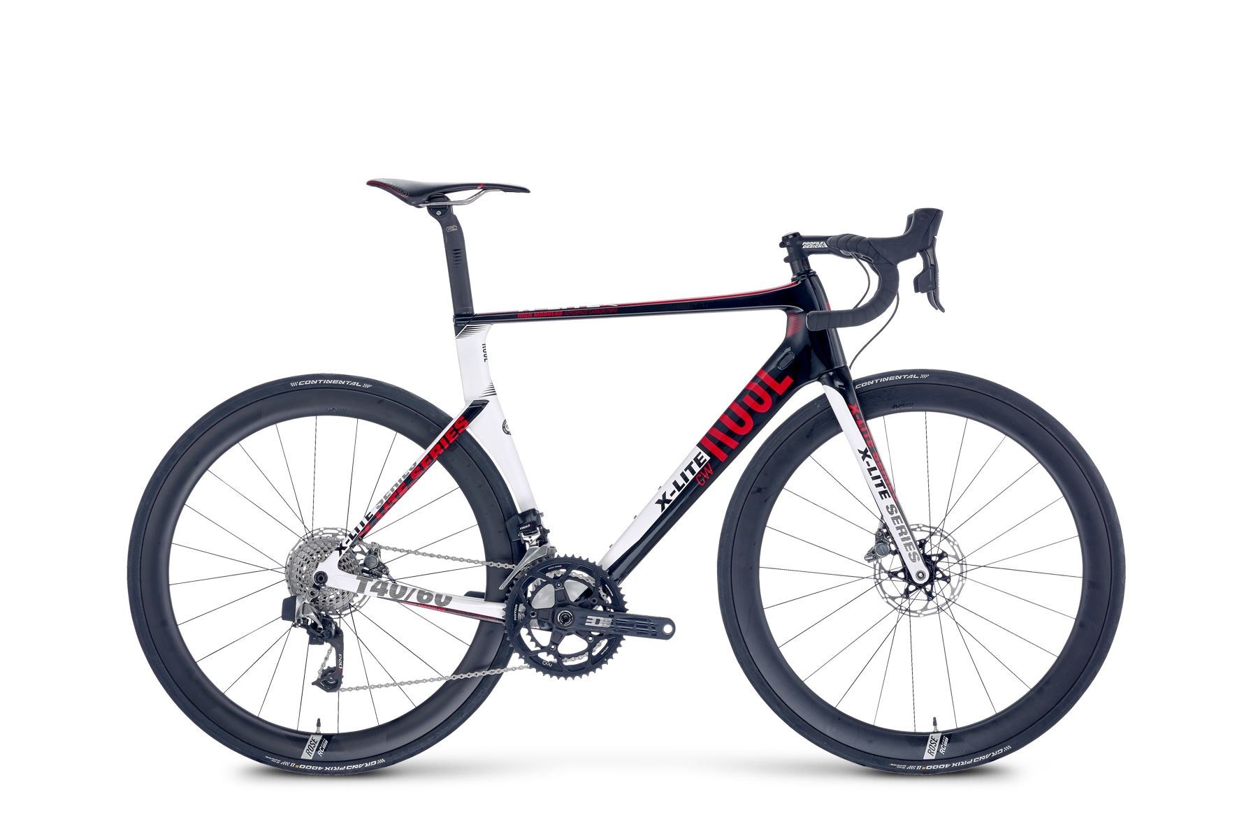 X-LITE CWX SRAM RED eTap second-hand bike size: 57cm