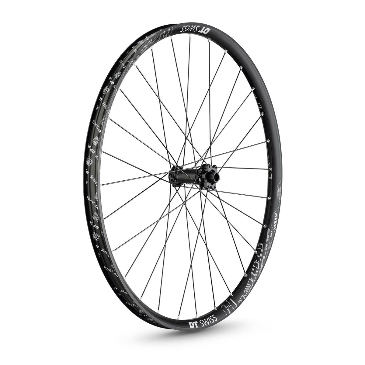 H-1900 Spline 30 Disc 6-bolt BOOST E-MTB front wheel