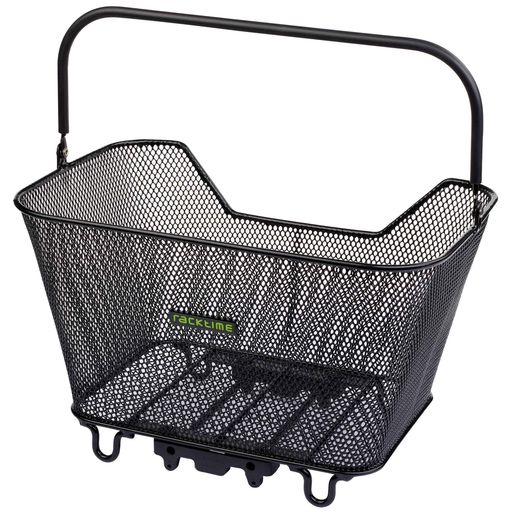 Bask-it rear bicycle basket