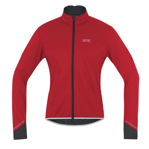 C5 GORE WINDSTOPPER THERMO JACKET men's winter jacket