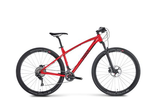 Count Solo HT Deore XT ex demo bike size: M