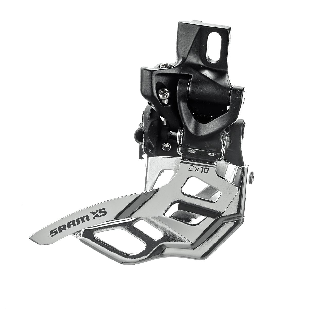 X5 Front Derailleur High Direct Mount 2x10 Dual Pull