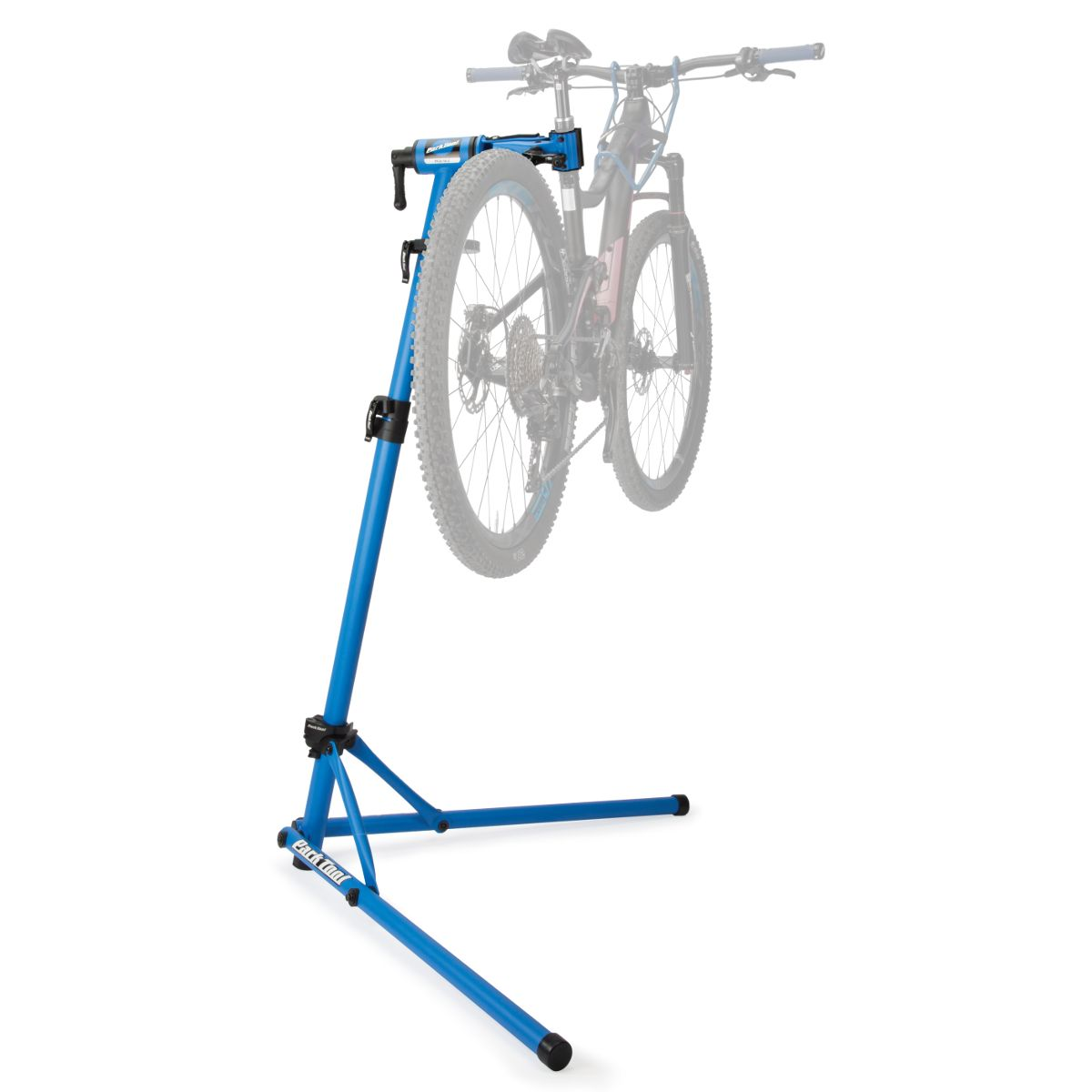 PCS-10.2 bicycle workstand with tool tray
