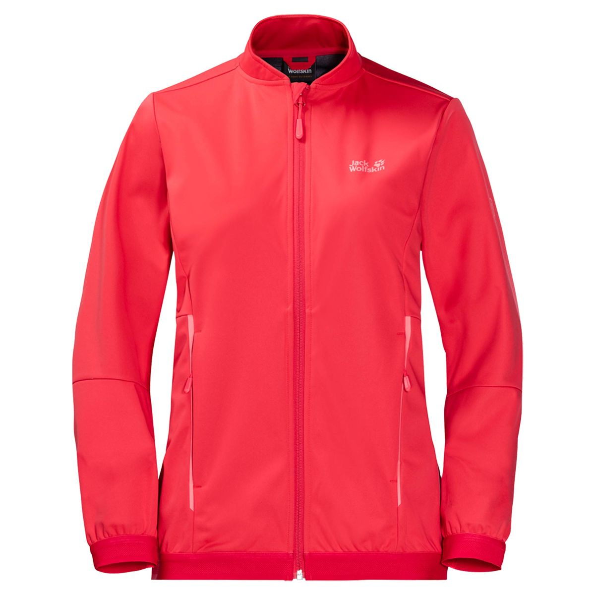 GREEN VALLEY JACKET WOMEN softshell jacket