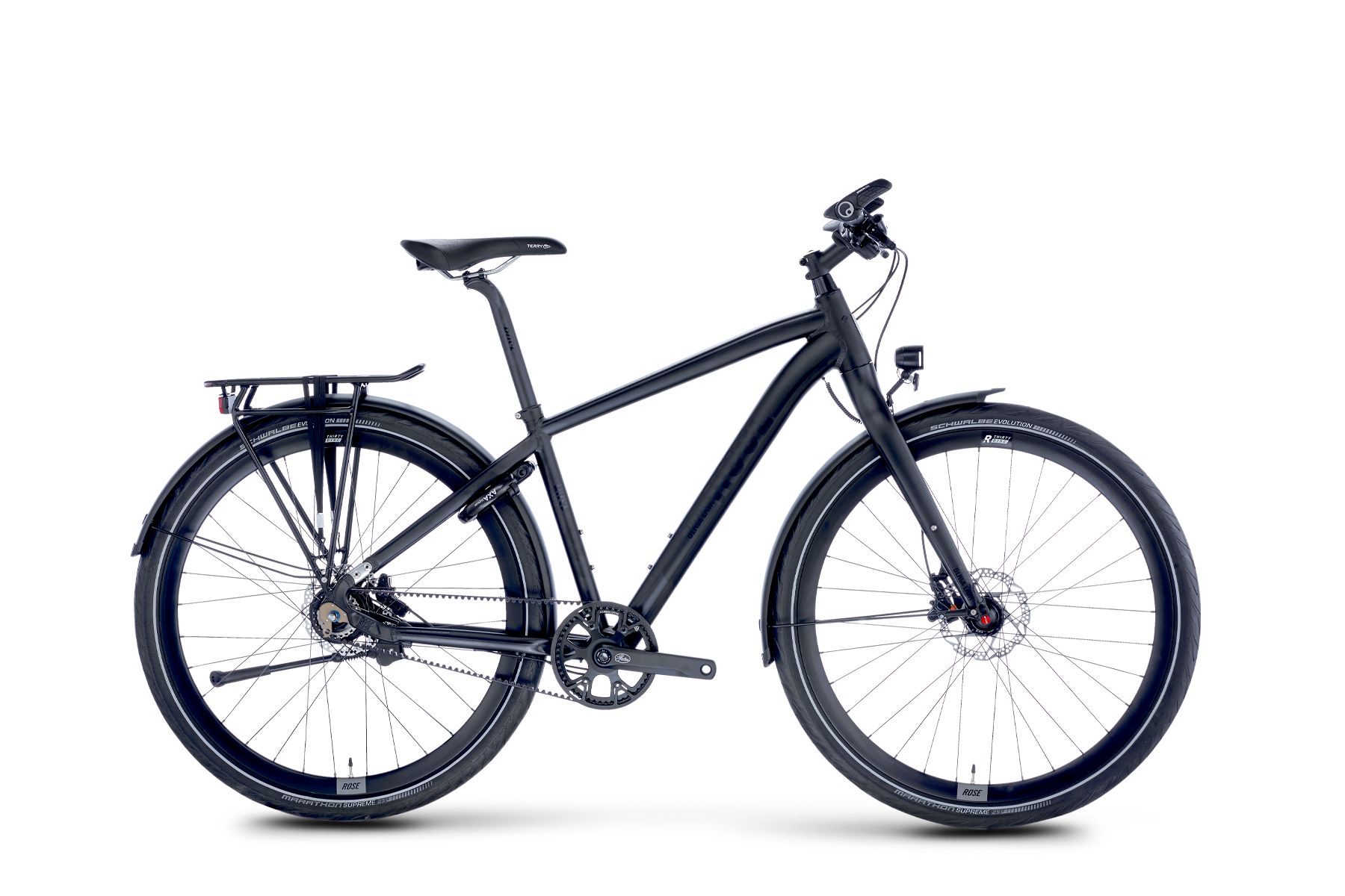 BLACK LAVA ALFINE MEN Ex Demo Bike Size: 17""