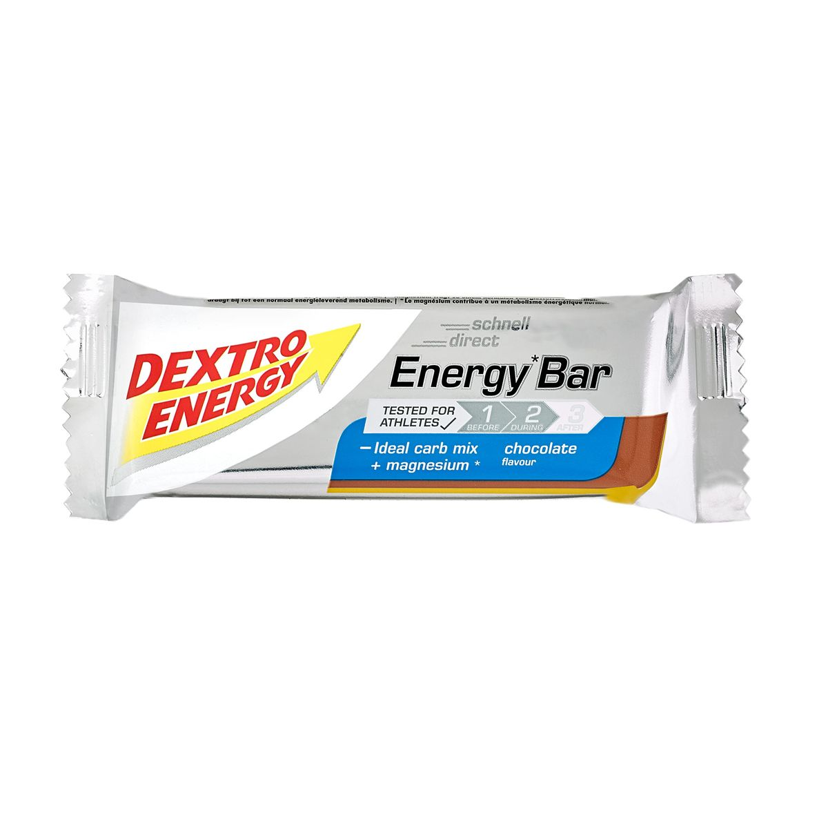 Bar Carbohydrate + Magnesium