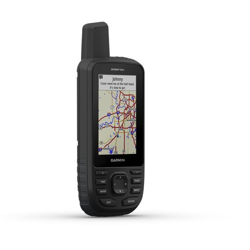 GPSMAP 66st navigation device incl. TopoActive map of Europe