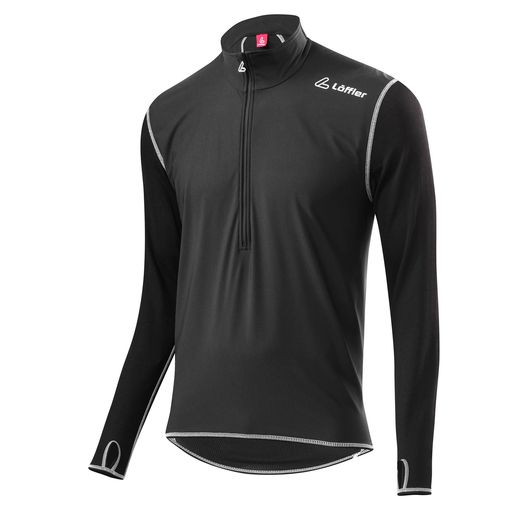 WINDSTOPPER TRANSTEX LIGHT long-sleeved undershirt