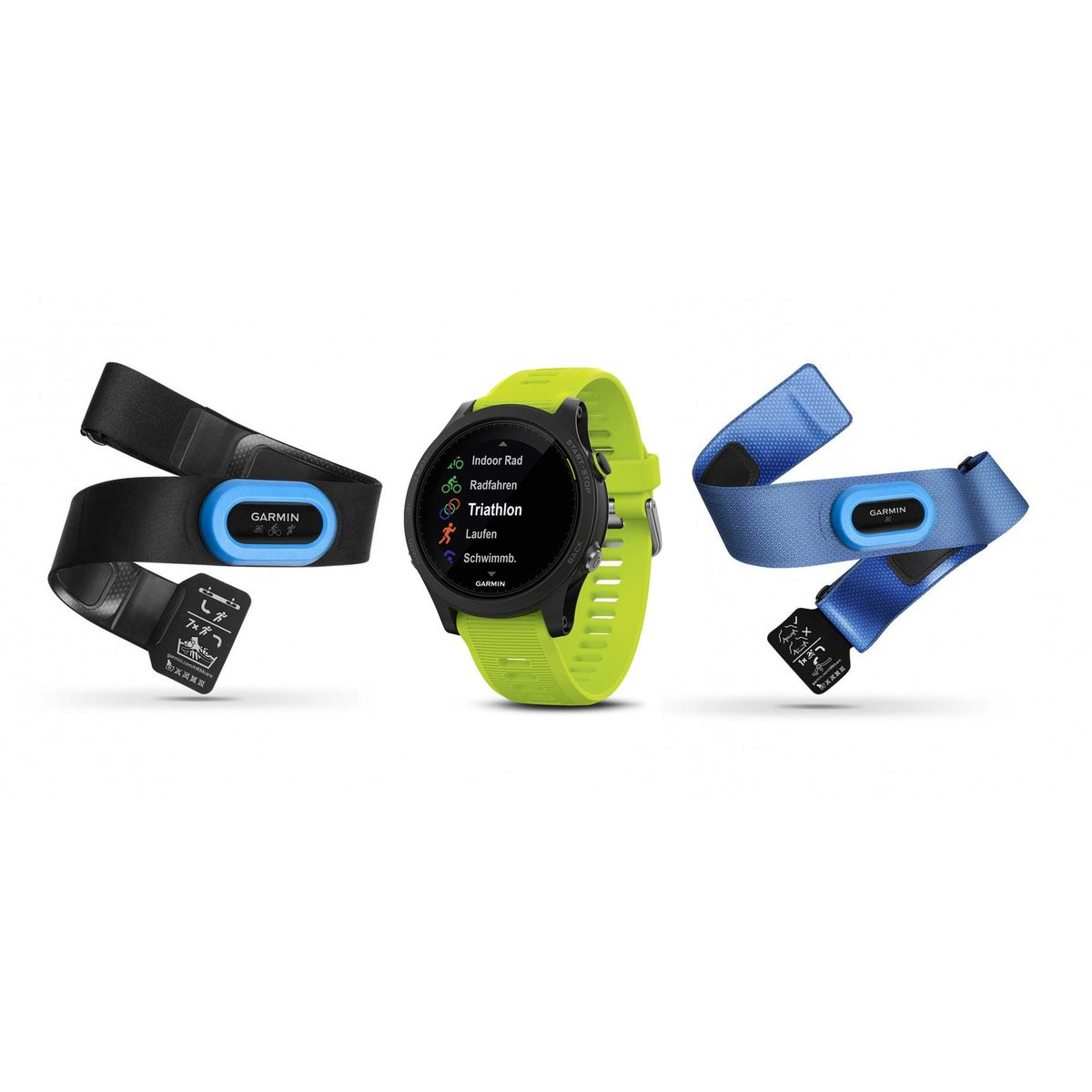 Forerunner 935 Tri Bundle GPS multisport watch