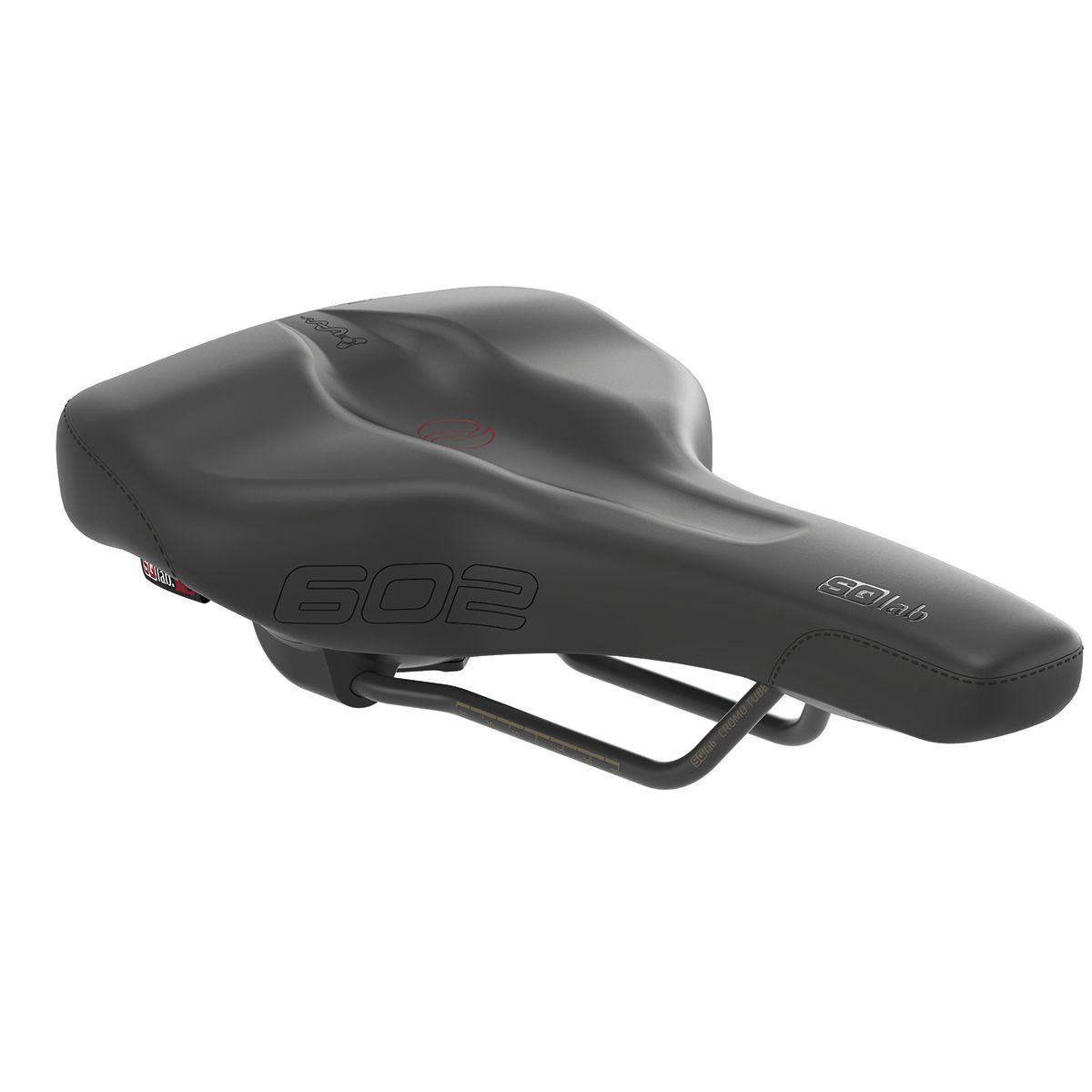 602 Ergolux active Infinergy Comfort touring saddle