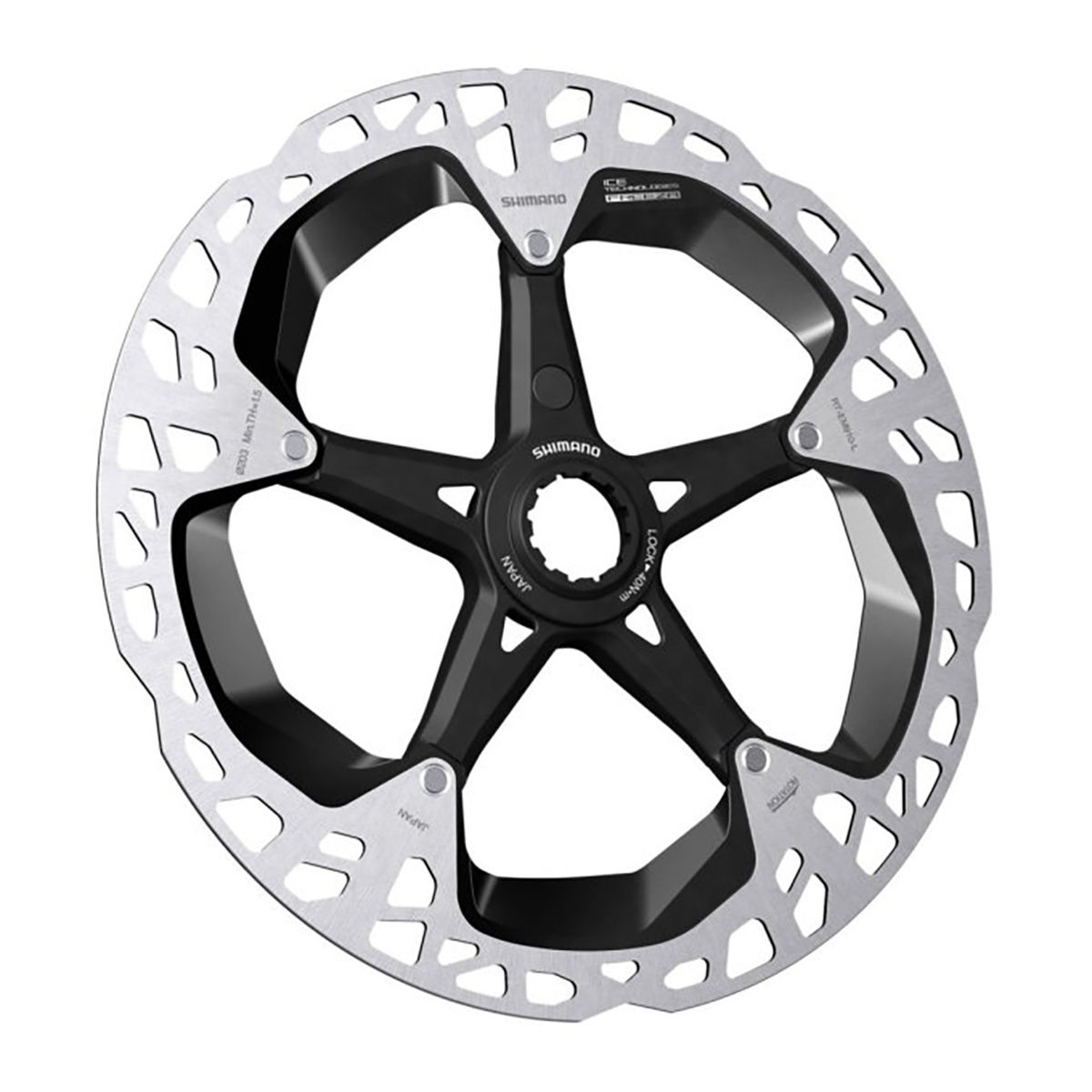 STEPS RT-EM910 Disc Brake Rotor