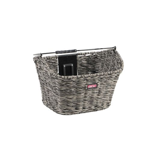 MANOLO front bicycle basket