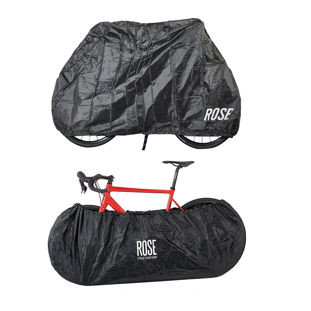 Cycle your way protective bike cover set - all-round -