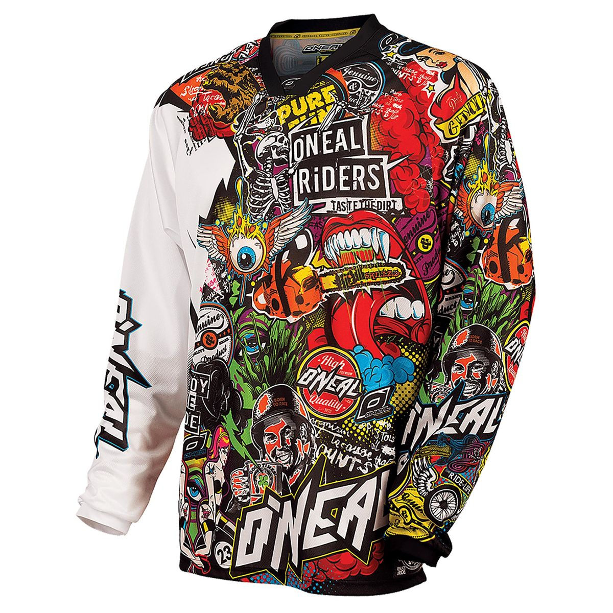 MAYHEM LITE bike shirt