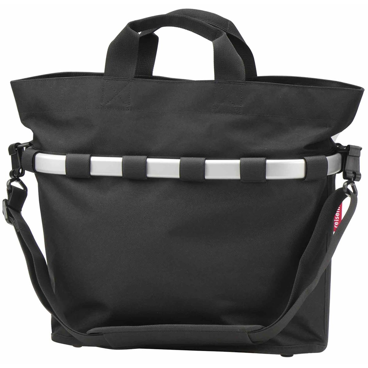 BIKEBASKET OVAL M single pannier bag
