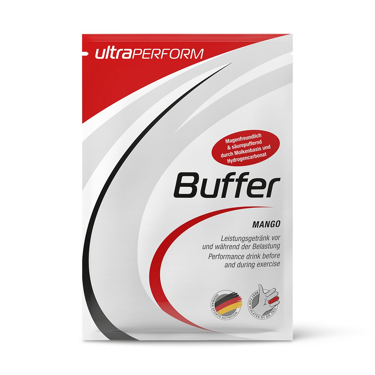 Buffer drink powder