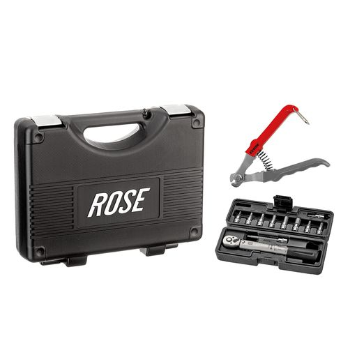 All2gether tool box set incl. cable cutter and torque wrench
