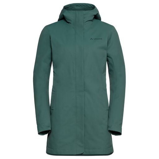 Women's Cyclist Padded Parka