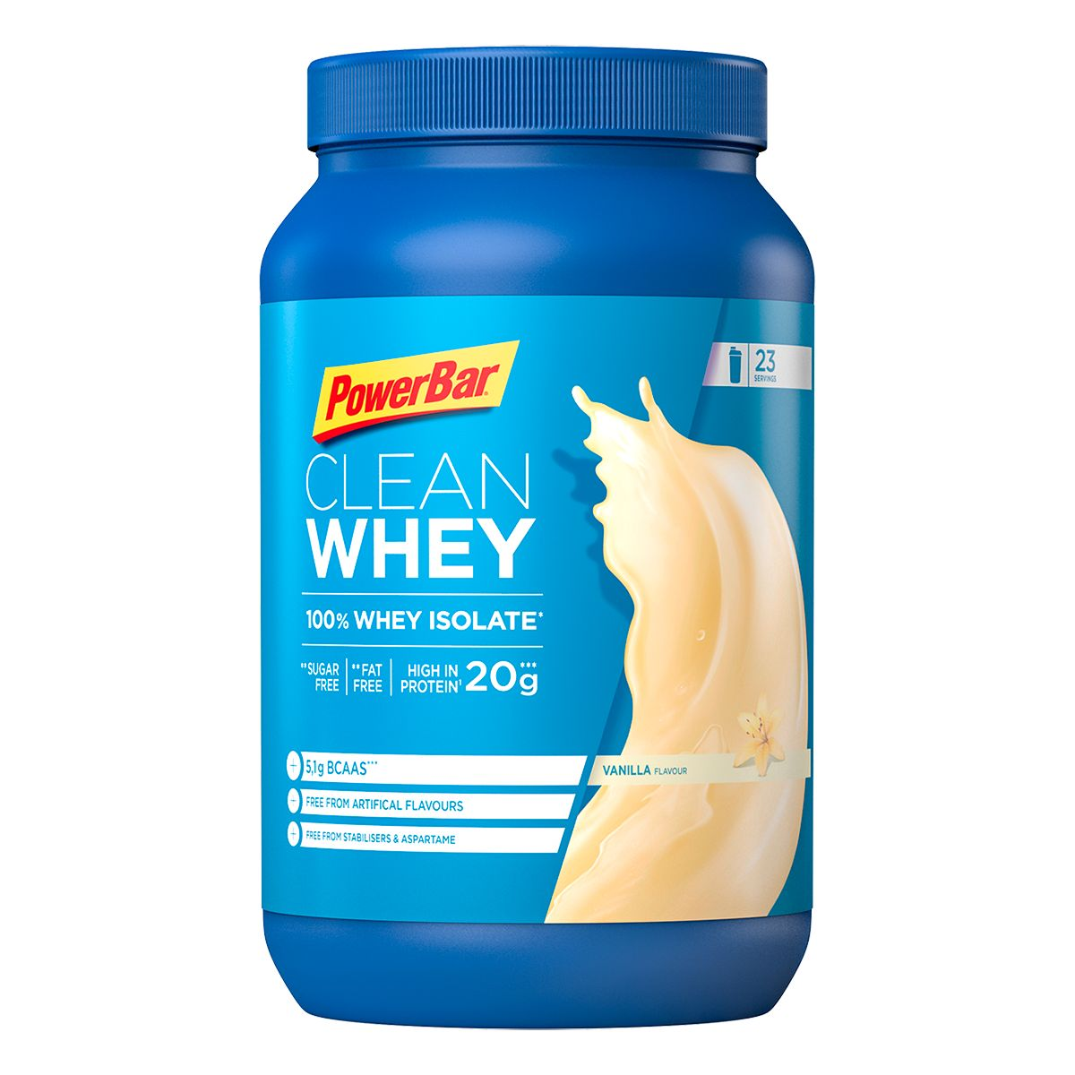 Clean Whey 100% Isolate Drink Powder