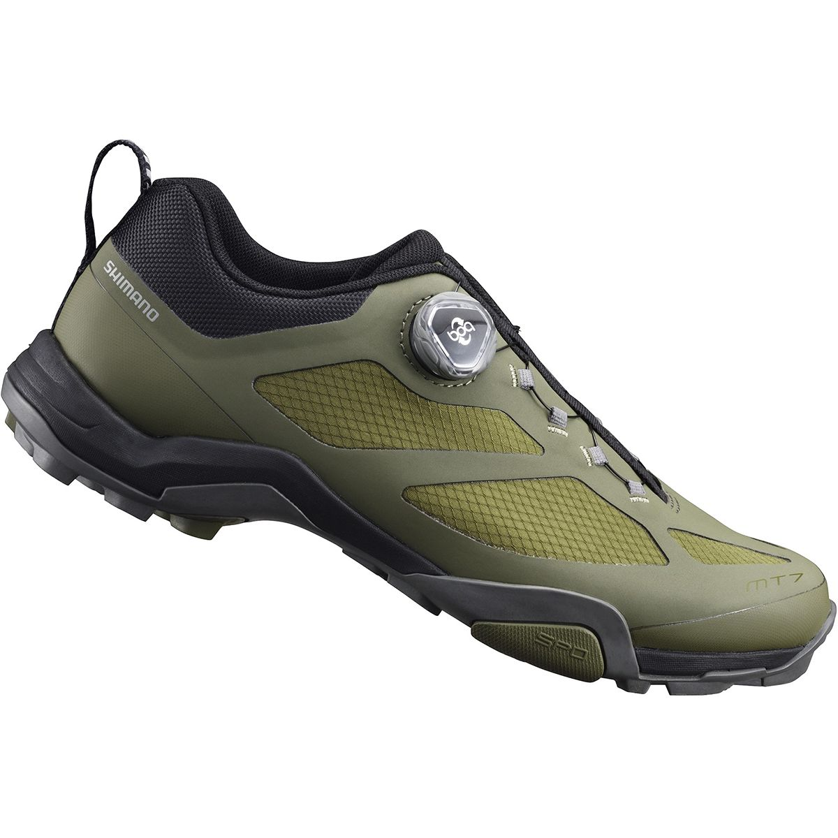 SH-MT7 MTB/touring shoes