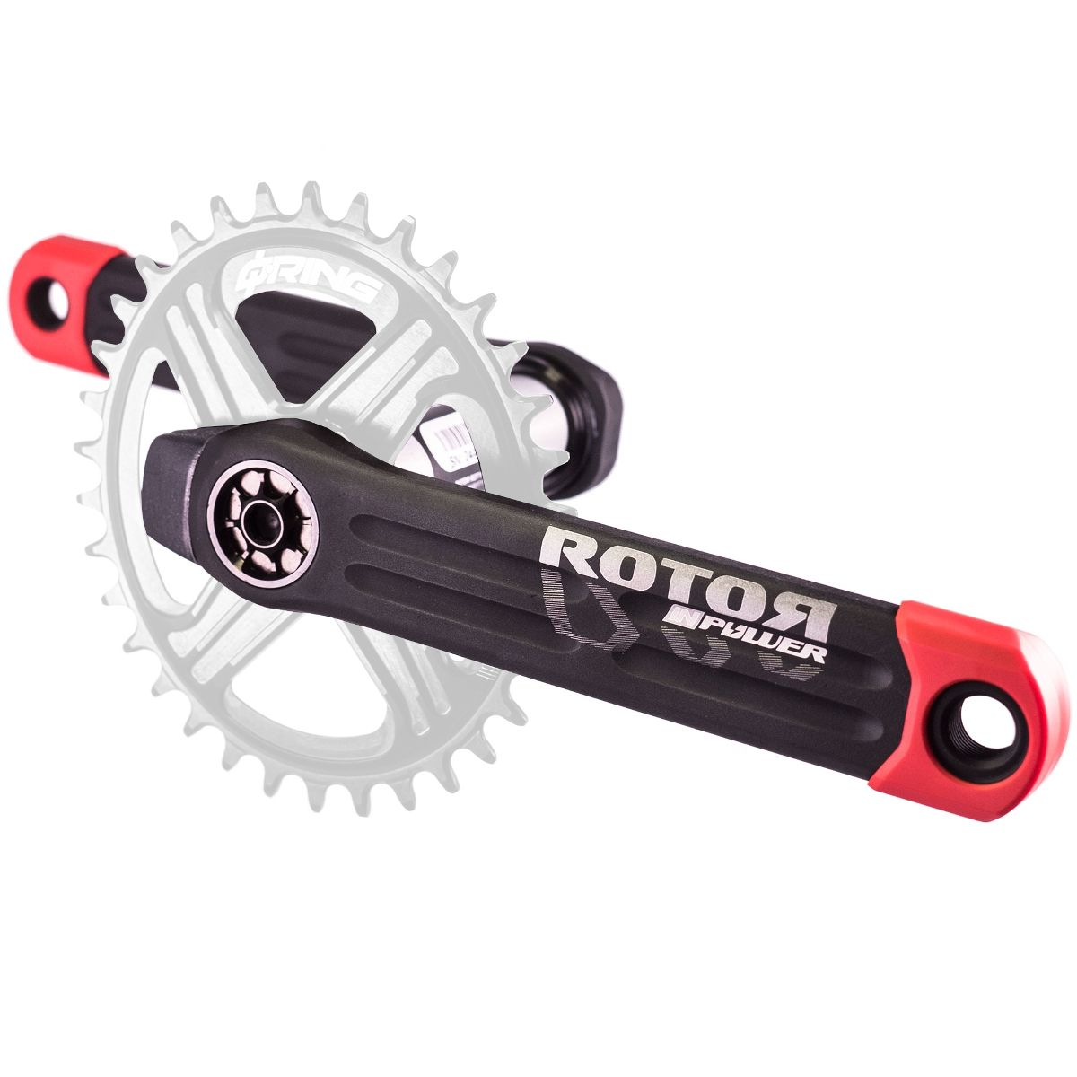 INpower MTB DM Crank with Built-In Power Meter