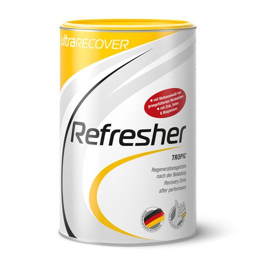 ultraRECOVER Refresher drink powder - lactose-free -