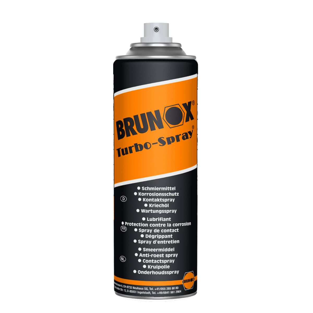 Turbo Spray lubricant