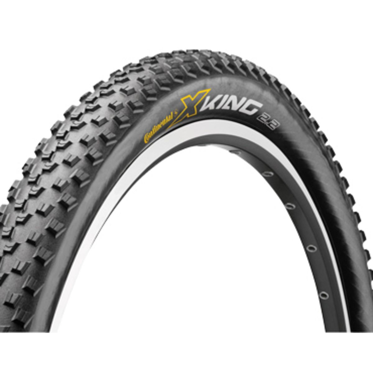 X-King Performance MTB tyre, clincher