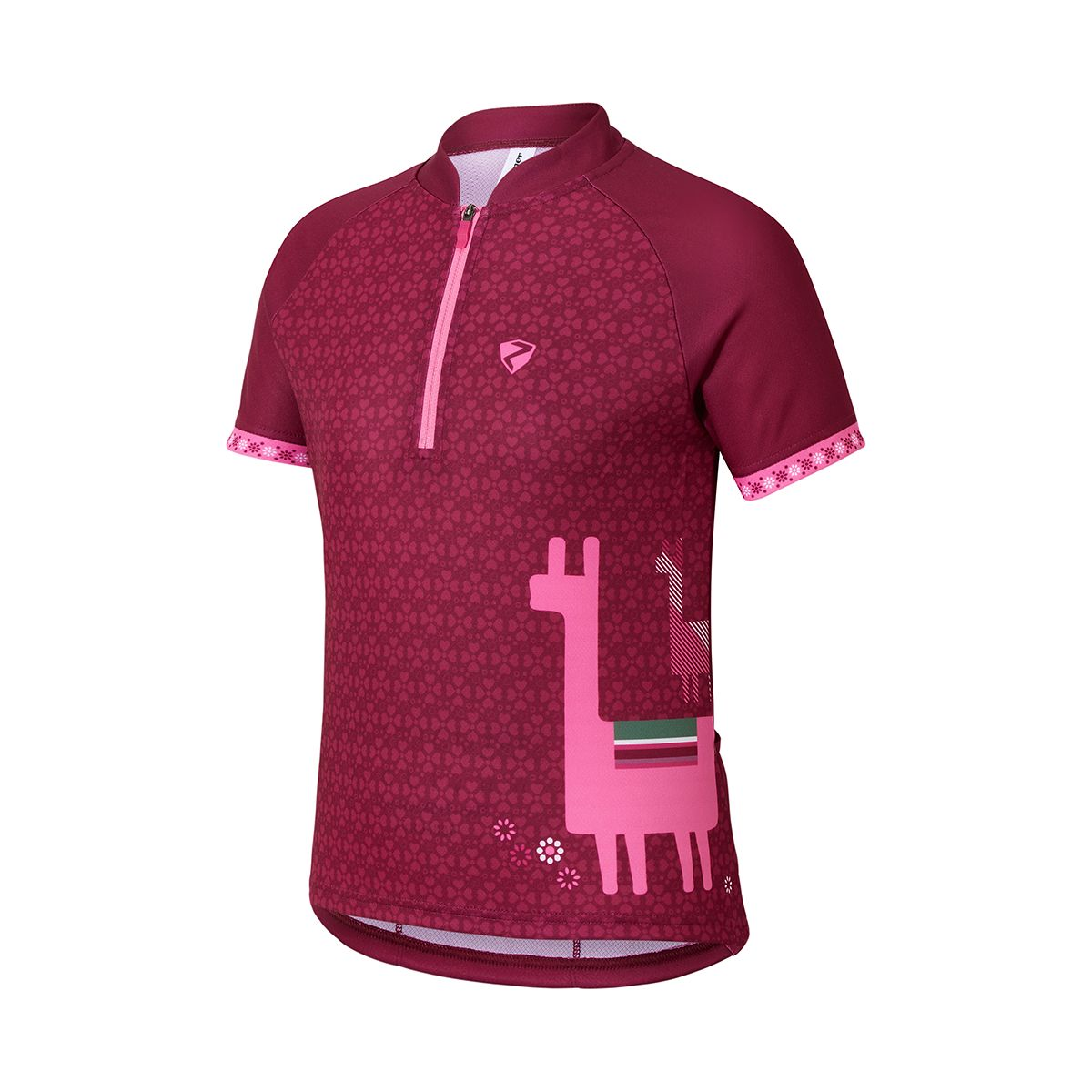 CAGURA kids' cycling jersey