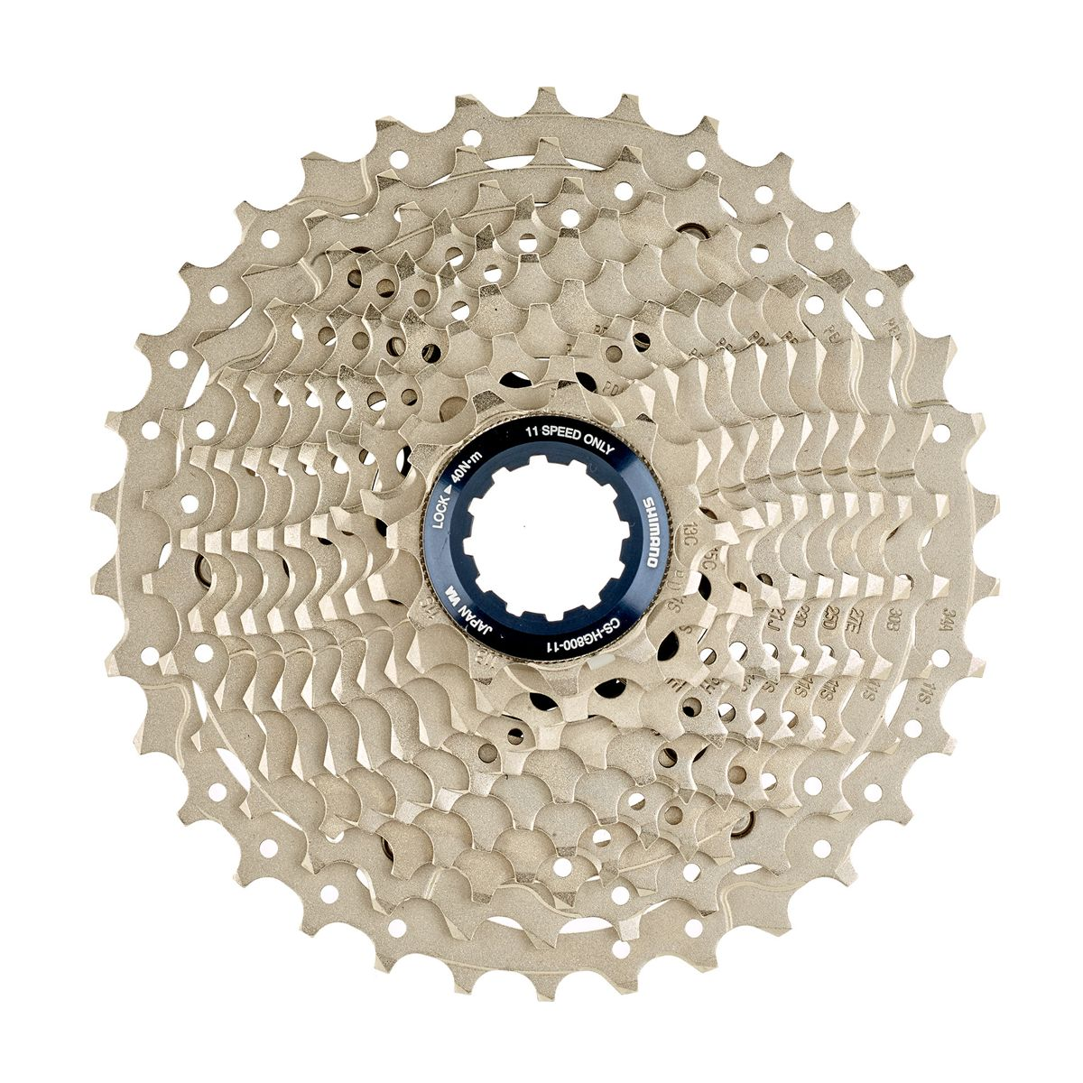 CS-HG800 11-speed cassette