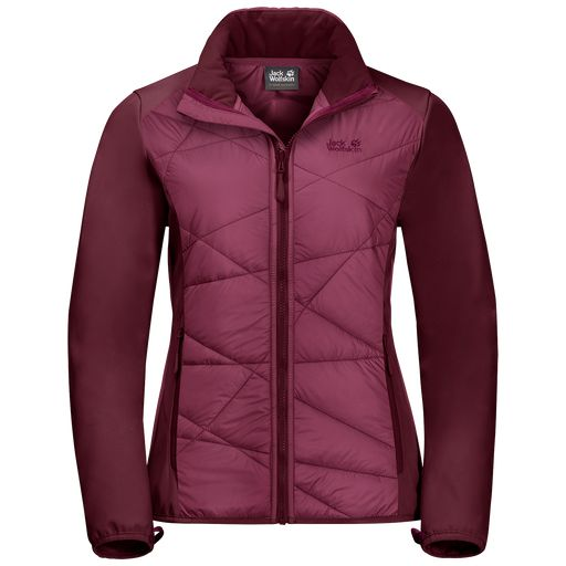 GRASSLAND HYBRID JACKET W for women