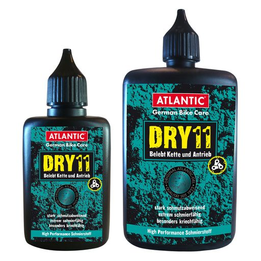 Dry11 chain lubricant
