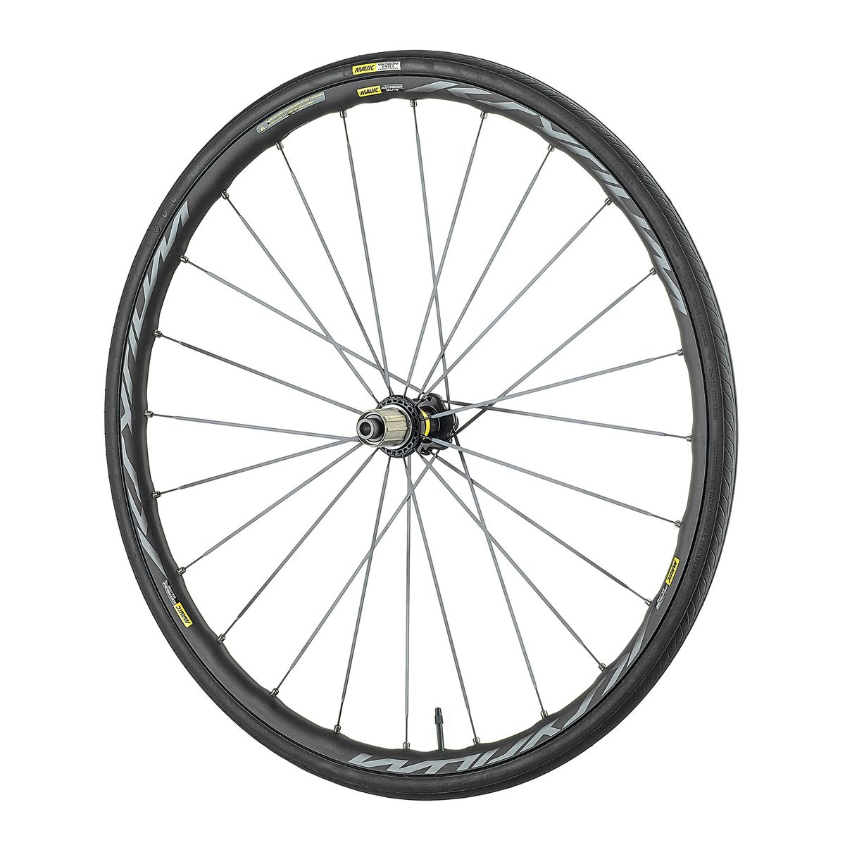 "Ksyrium Elite Disc Centerlock WTS 28""/700 C road rear wheel"