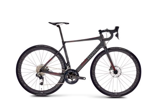 ROSE X-LITE CDX DISC Red eTap showroom bike